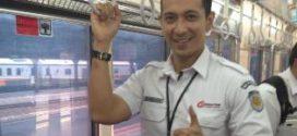 Yudi Ramdhan, Popular di Kereta