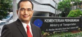 Menteri Perhubungan Berbuka di Stasiun Cirebon