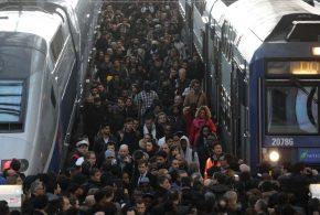 Pekerja Kereta Prancis Mogok Tiga Bulan