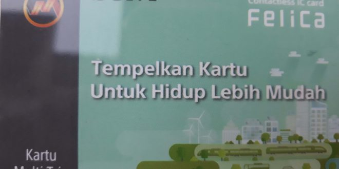 Penggantian Kartu Multritrip Commuterline