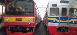 "Rel Ganda Bogor-Sukabumi ""Macet"""