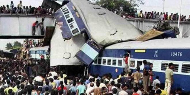 Enam Kecelakaan Kereta Terparah di Dunia