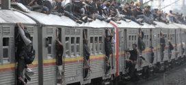 Kereta Api Dulu dan Sekarang