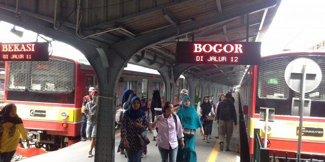 Hore, Ada Tambahan Jadwal Kereta Pangrango Bogor-Sukabumi