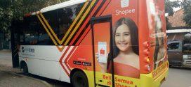 Pasang Iklan di Bus Transjakarta, Damri, Transjabodetabek
