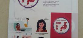 Pin Ibu Hamil Pengguna Kereta Commuterline