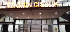 Stasiun Cisauk, Indah dan Asyiknya