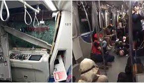 Tabrakan Dua Kereta LRT di Malaysia, 210 Luka-Luka