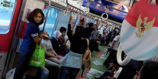 Kereta Bandara Sudah 90 Persen