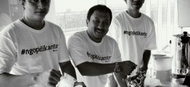 Wuih, Ngopi Bersama PT KAI di Yogyakarta