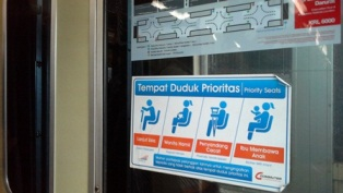 Gerakan Kursi Prioritas Kereta Commuterline