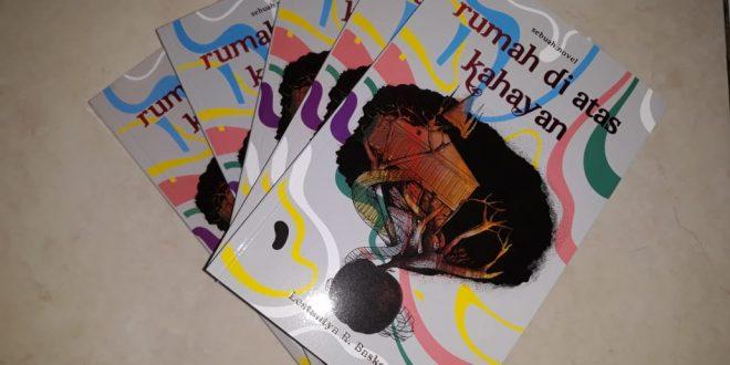 Jual Novel Rumah di Atas Kahayan Karya Lestantya R. Baskoro