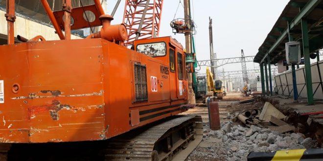 Penumpang Keluhkan Kereta Terlambat Gara-gara Proyek Jalur Ganda Manggarai