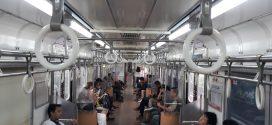 Kereta Commuterline dan Virus Corona