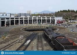 Museum Kereta Kyoto Jepang yang Memikat