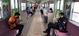 Lengan Pendek di Commuterline, Imbauan atau Larangan